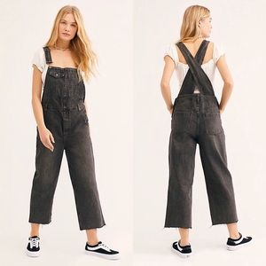 FREE PEOPLE | Baggy Boyfriend Overall, NWOT
